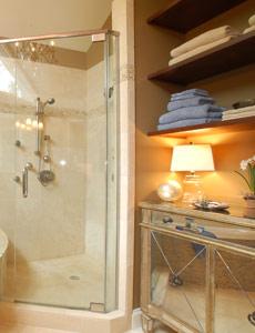 Neutral master bathroom atlanta home improvement for Www savoyhouse com