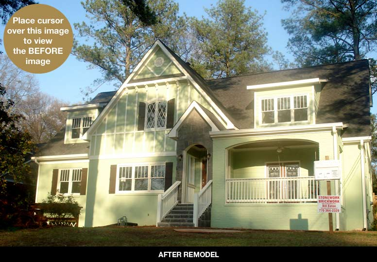 Home Renovations Before After Articles Atlanta Home