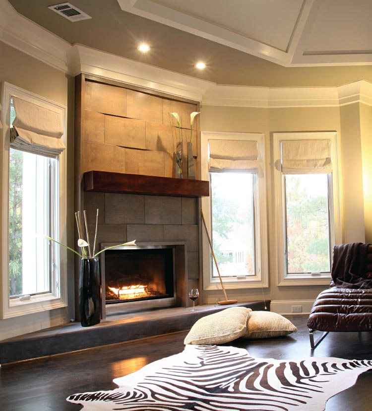 Fireplace Design Ideas Atlanta Home Improvement