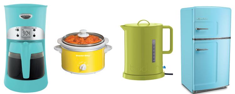 Yellow Kitchen Appliances Winda 7 Furniture