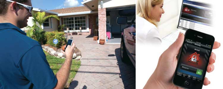 Wireless security systems take home protection to a new Home security monitoring atlanta
