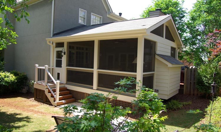 screened-porch-landscape-after