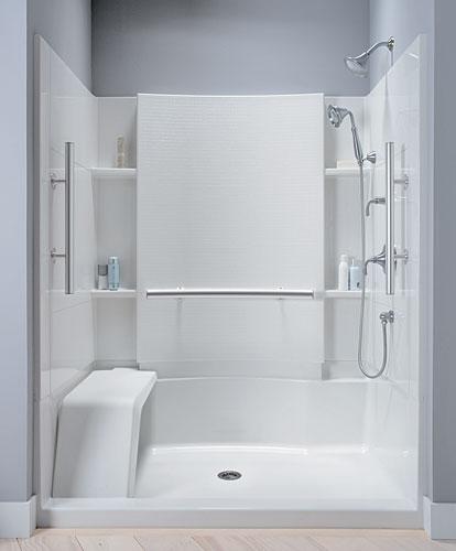 Sterling Offers New Caulkless Shower Enclosures - Atlanta Home ...