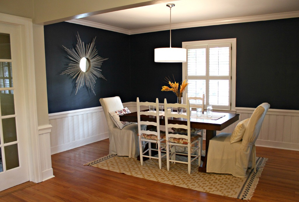 Atlanta Homeowner Gives Dining Room Budget Makeover