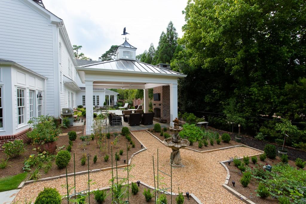 Q a home vegetable gardening the organic way atlanta Atlanta home and garden
