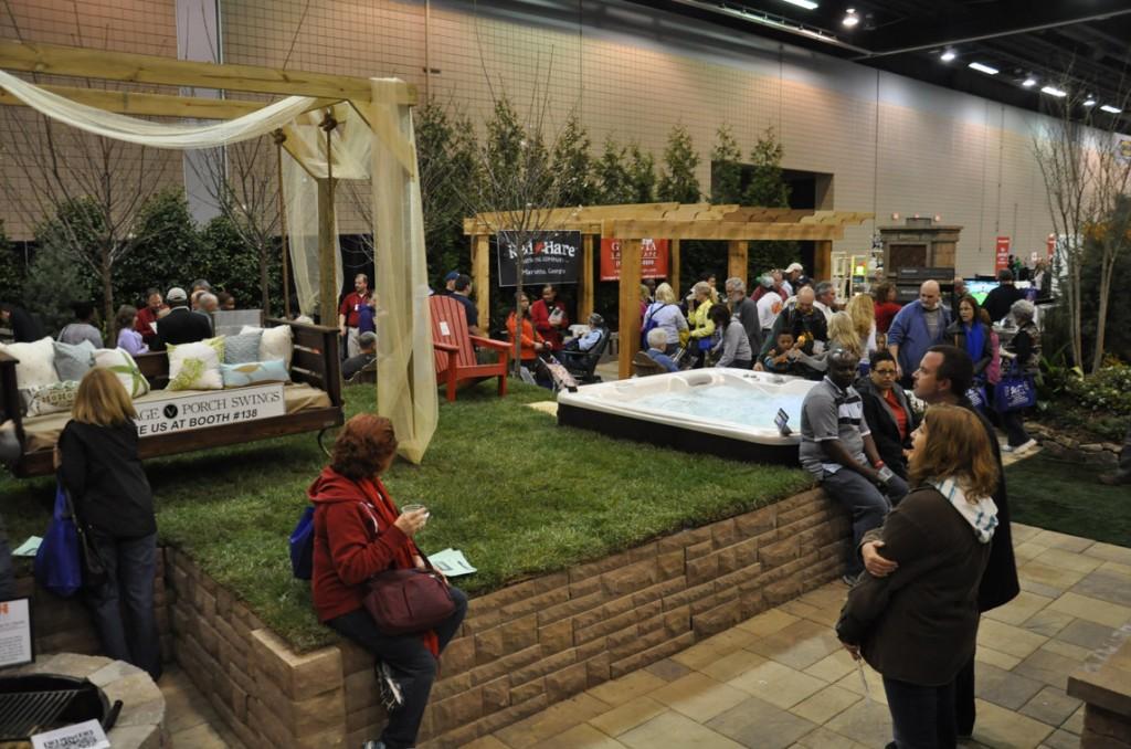 2013 spring atlanta home show breaks attendance record Atlanta home and garden