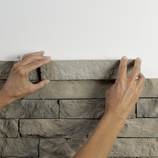 How to Apply AirStone pictures