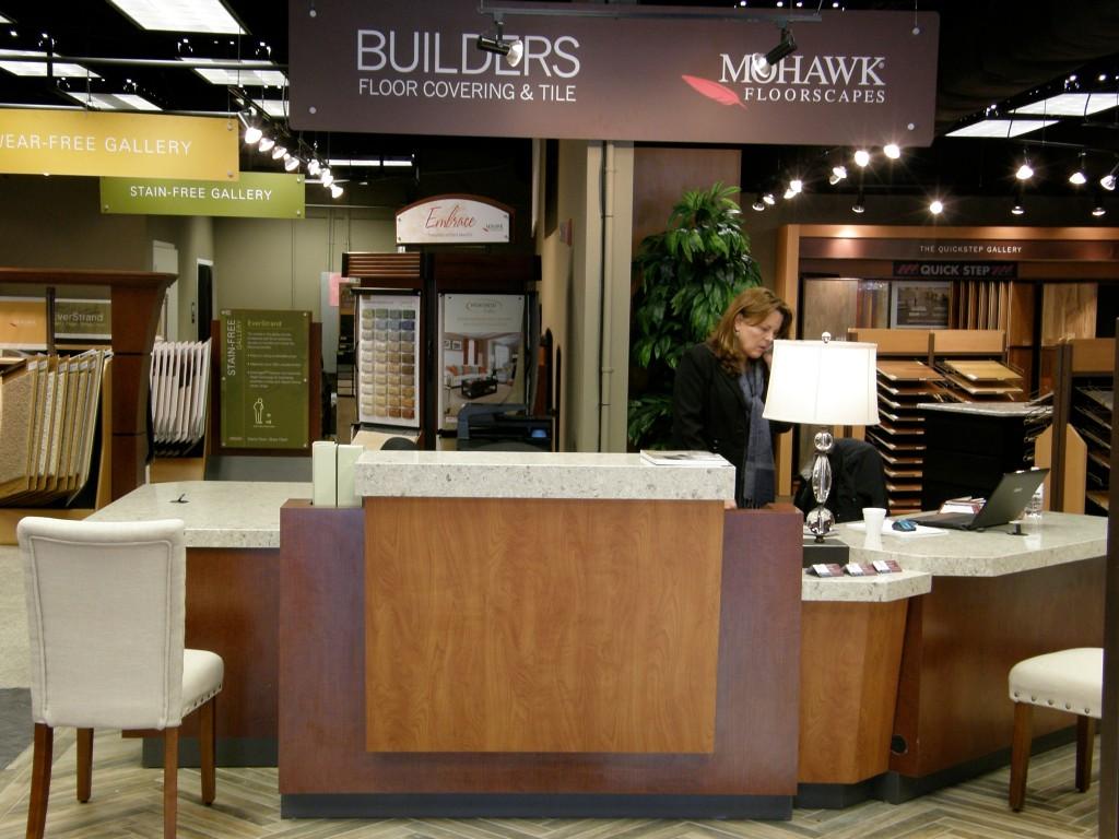 Builders Floor Covering Tile Opens