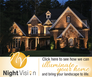 Night Vision Lighting - Atlanta's outdoor lighting specialist