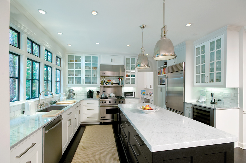 2013 Kitchen Cabinets Countertops Materials Styles Atlanta Home