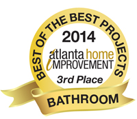 2014 Best of the Best Projects - 3rd Place - Bathroom Category