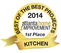 Best of the Best Projects 1st Place - Kitchen Category