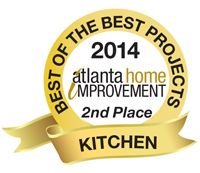 2014 Best of the Best Projects - 2nd Place - Kitchen Category