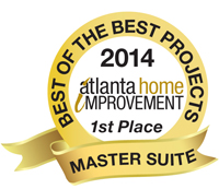 2014 Best of the Best Projects - 1st Place - Master Suite Category