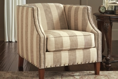 Transitional - Berwyn View Accents Chair