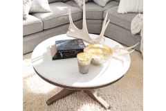 New Traditional - ALEXANDRA COFFEE TABLE