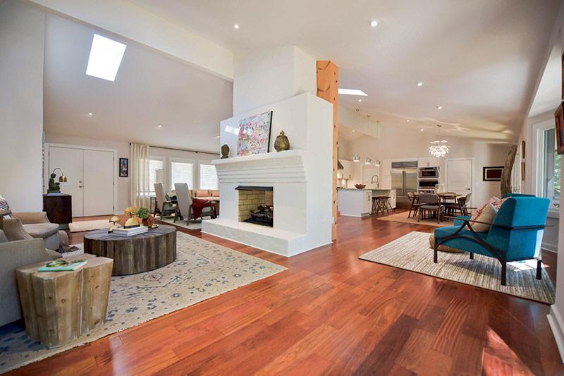 Reimagining The Ranch Atlanta Home