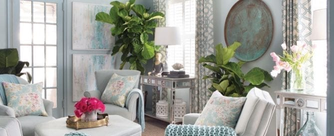 Brian Patrick Flynn interior design family room