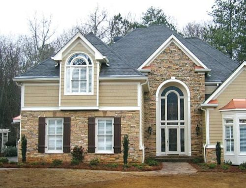 Duracraft of Georgia, Inc. – Home Exterior Before and After