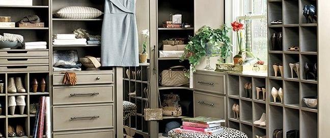 Closet organization and design