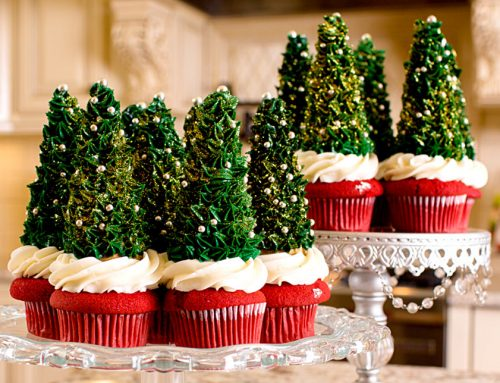 Edible Christmas Tree Topper Recipe