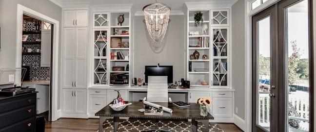 Elegant office space