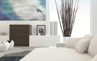 Beautiful modern interior design