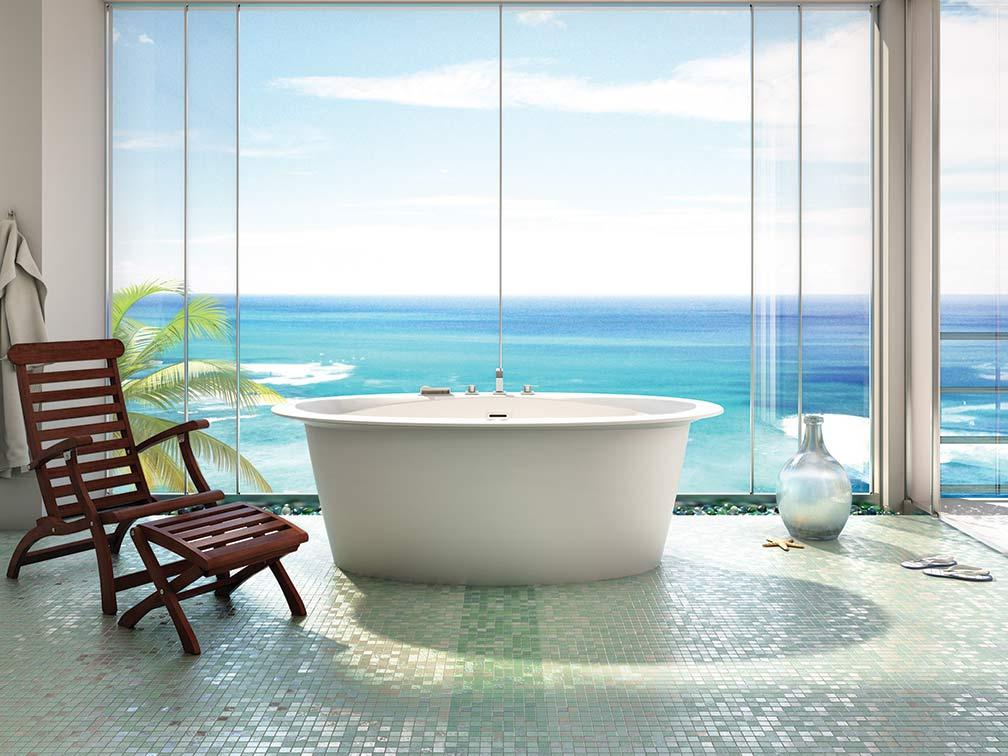 beautiful, stylish and high-tech bathtubs | atlanta home improvement