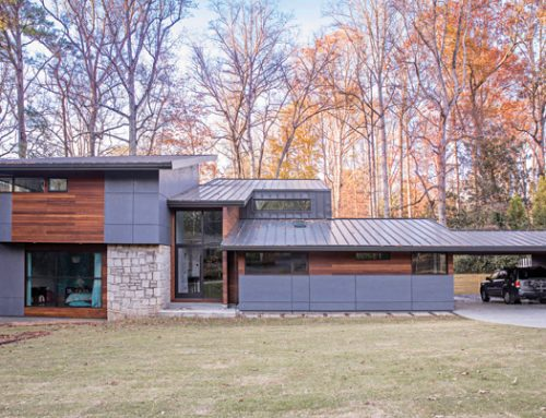 4 Ranch-Style Homes Get Face-lifts