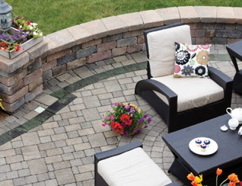 Entice a potential buyer with an appealing outdoor space