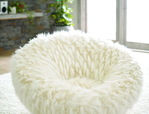 Pamper Yourself With This Home Groovy Swivel Chair
