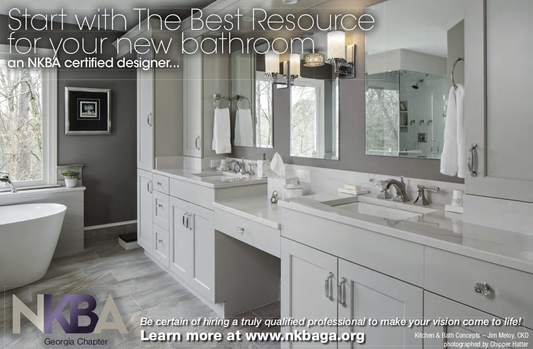 Wondrous Nkba Georgia Chapter National Kitchen Bath Association Home Interior And Landscaping Ologienasavecom