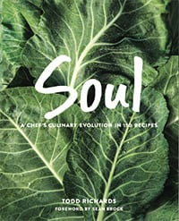 Self-taught chef, Todd Richards of Richards' Southern Fried in Krog Street Market talks about his recipe book, Soul