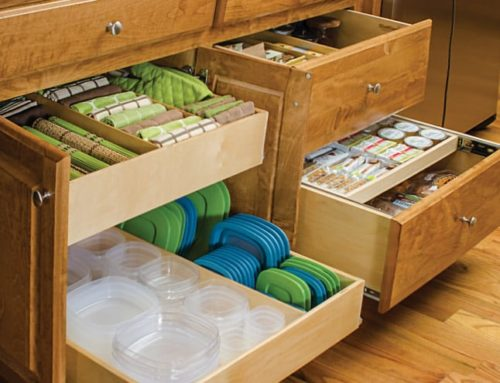 2018 THE BEST FOR YOUR NEST   |   KITCHEN ORGANIZATION