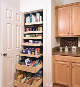 ShelfGenie Pantry Pullout Shelves