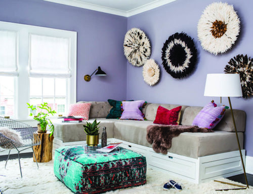 Create A Fun, Sophisticated Playroom For Your Girls