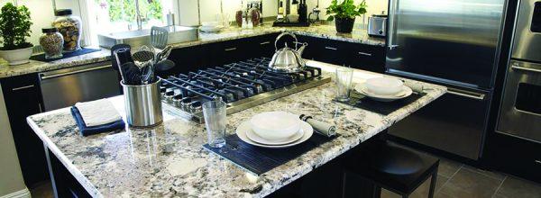 Countertop Basics All About Granite & Quartz