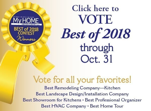 Vote for your favorite company in My Home Improvement Best Of 2018 Contest