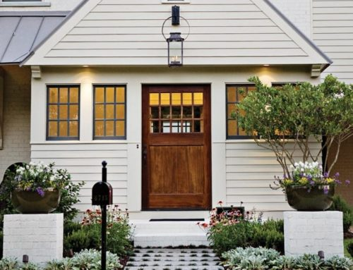 Advice From The Pros – How To Create Captivating Curb Appeal
