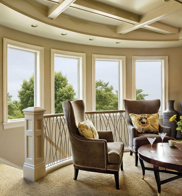 Energy-efficient Picture Windows