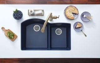 Quartz Luxe Sink Elkay sinks faucets