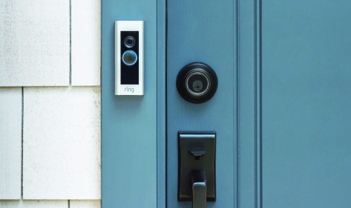 Home security - Protect your family and your home with Ring Video Doorbell Pro