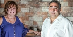 Andrea and Sean Zare Classic Blinds Shutters Design Center