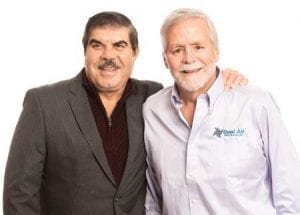 Bill Mashraky and Mike Eberle, Atlanta HVAC Experts