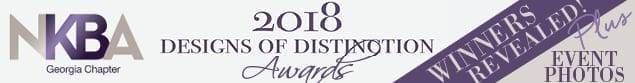 NKBA Design of Distinction Winners revealed and events photos