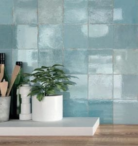 Wall Tile l- Zellige Decor Mestizaje collection Wow design studio Traditions in tile