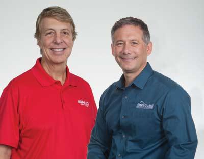 Tom DiGregorio and Joe Rusk, Atlanta Foundation Repair Experts