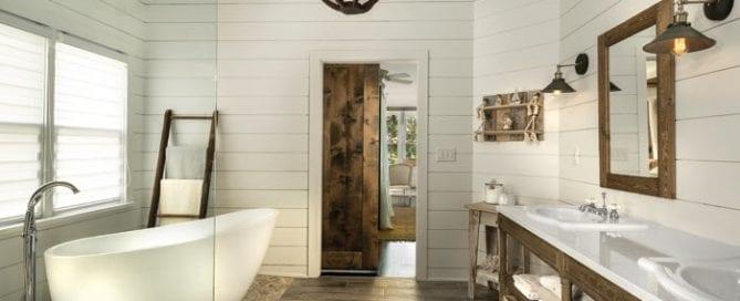 bathroom zeroentry shower dBAtlanta Direct Build Heather Fritz