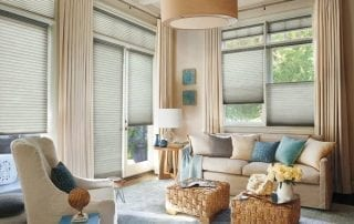 Pretty living rClassic Blinds Hunter Douglas Alustra Duette