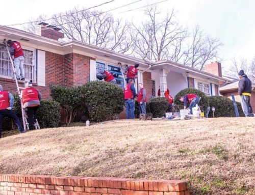 An Opportunity to Give Back With Rebuilding Together Atlanta